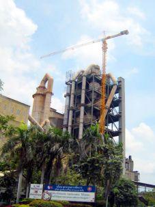 泰国水泥厂